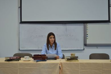 "Students Performed the ""Baroque Tea Party in Banja Luka"""