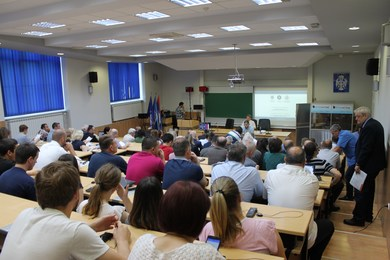 International conference held at Faculty of Science