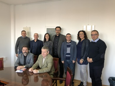 Cooperation with the Institute for Political Studies from Belgrade, Serbia