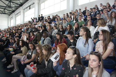 "2.000 high-school graduates attended ""Open Doors Day"" event"