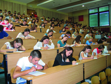 Beginning of classes in the academic year 2019/2020