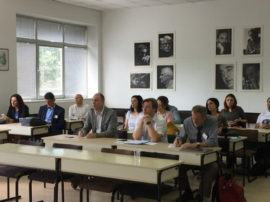 Conference on English Language and Literary Studies Held