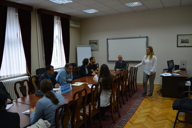 Training of Teams for the Registration and Implementation of Erasmus+ Projects Held