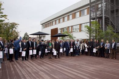 International Confucius Institute Day Marked