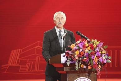 Vice Rector Posavljak Attending the Marking of 40 Years of Tianjin University of Technology and Education