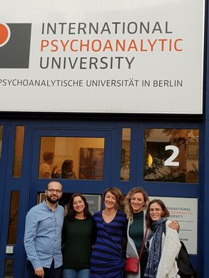 Students of Psychology Attending the Summer School in Berlin