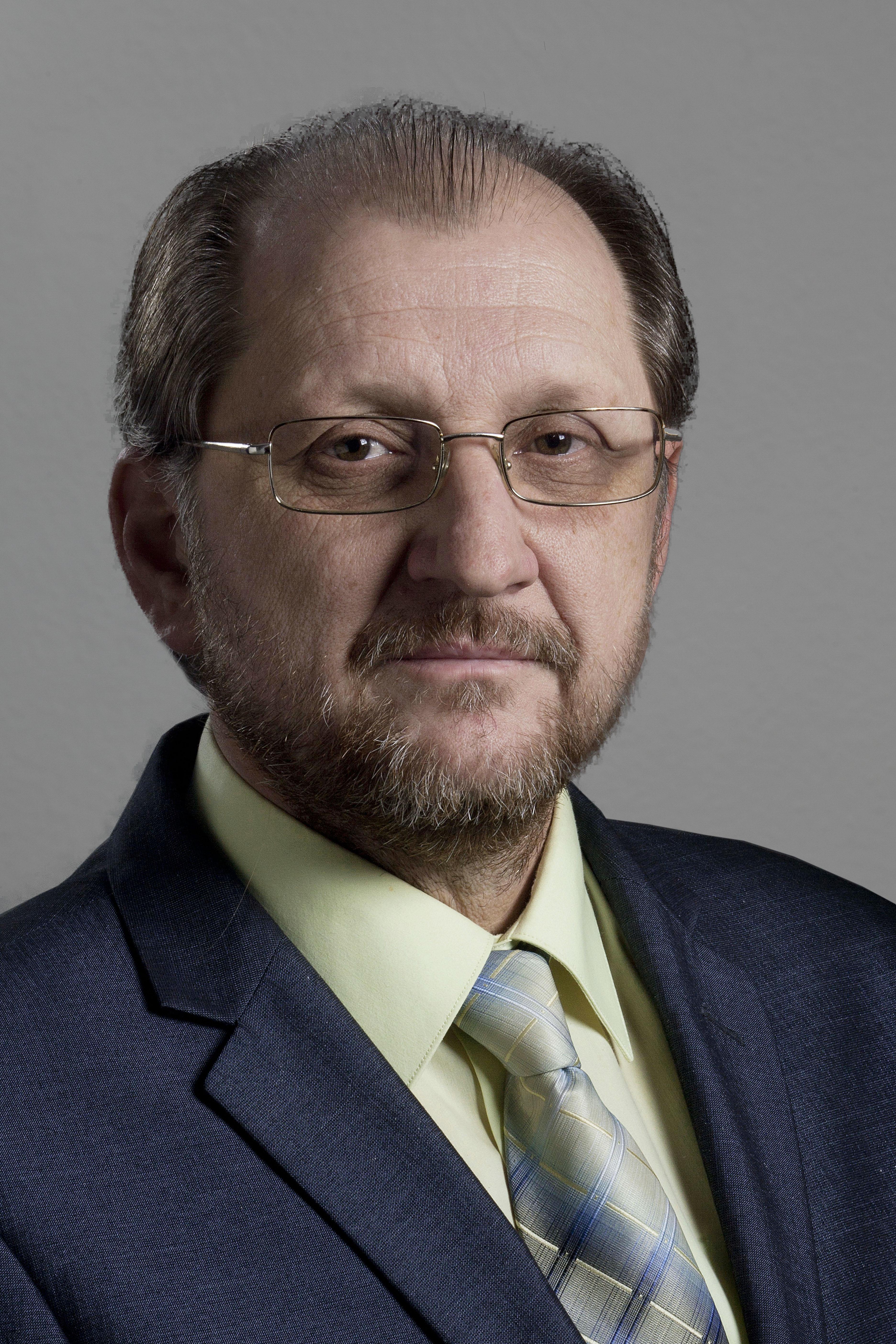 Prof. dr Luka Kecman